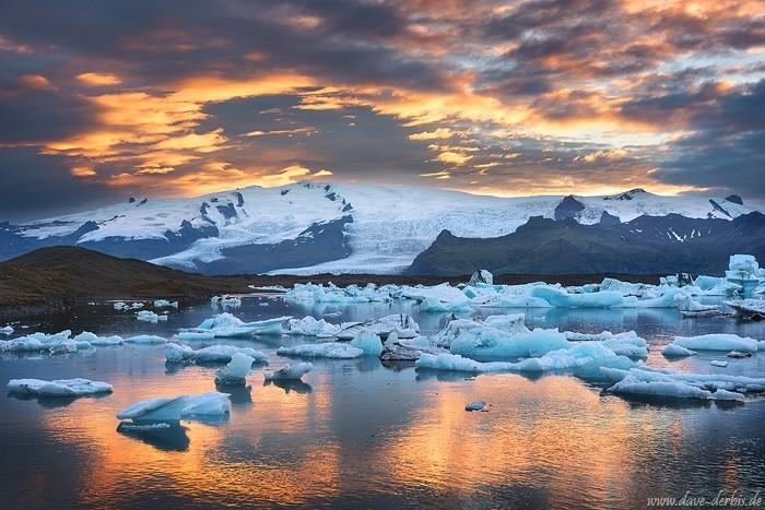 Jökulsarlon Gletscherbucht