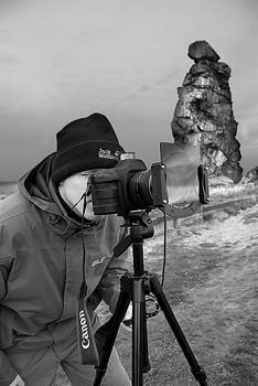 Dave Derbis - Fotografieren an der Teufelsmauer im Harz