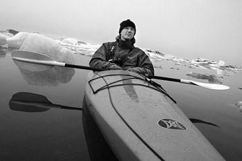 Dave Derbis - Kayaken und Fotografieren in Island