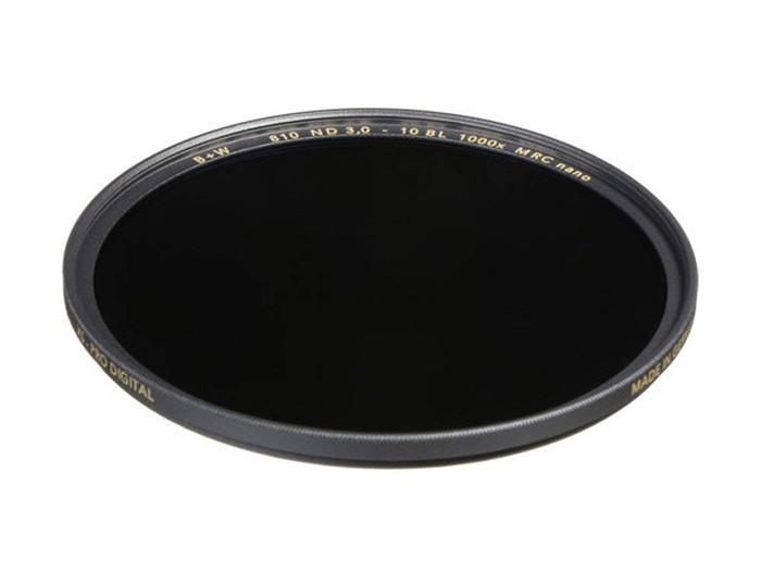 Neutraler Graufilter für Fotografie