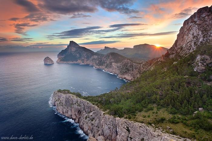 Sonnenaufgang am Cap de Formentor - Mallorca