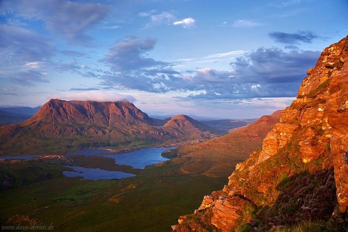 Cul Mor Assynt Schottland