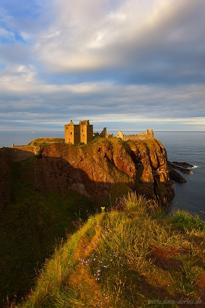 Burg Dunnottar Schottland