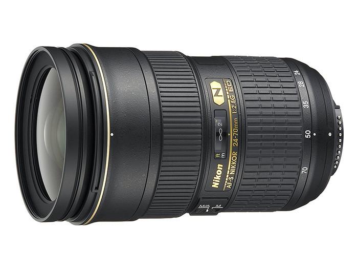 Nikon Nikkor Objektiv 24-70mm
