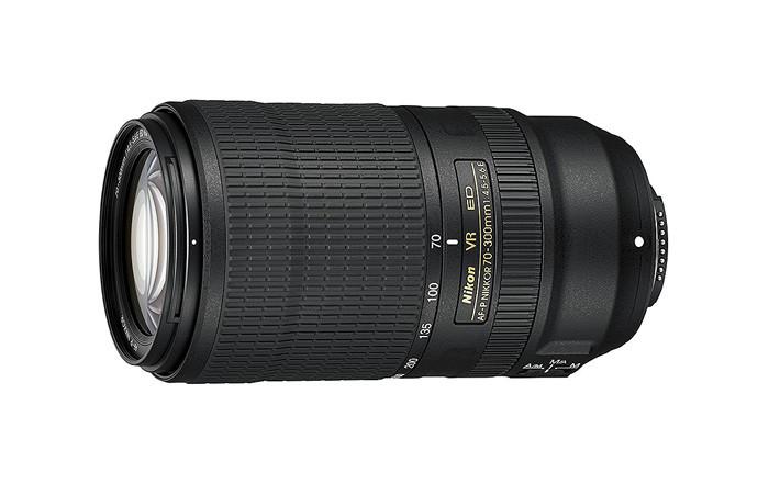 Nikon Nikkor Linse 70-300mm