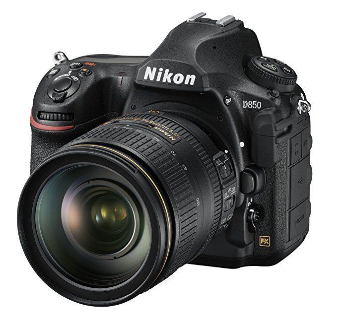 Meine Kamera Empfehlung, die Nikon D850