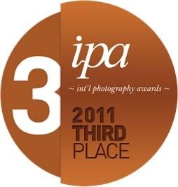 Dritter Platz bei den International Photography Awards, Los Angeles (Kategorie Nature)