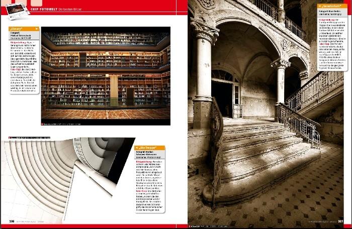 Chip Foto Video Digital Magazin - Architektur Beelitz Heilstätten