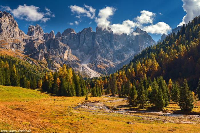 Val Venegia Herbst
