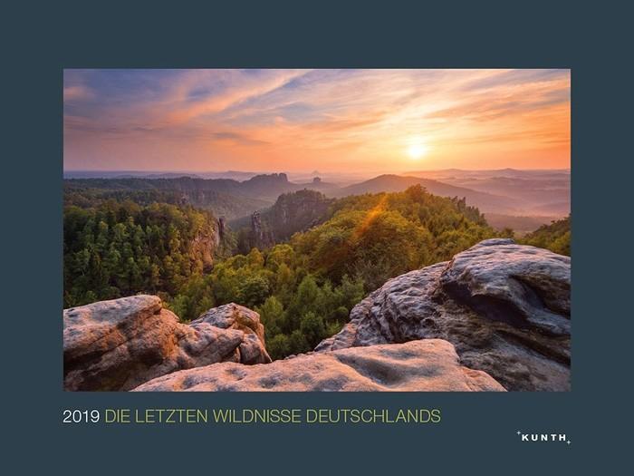 Kalender Wildnis in Deutschland