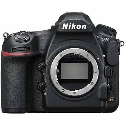 Platz 1: Kamera Nikon D850