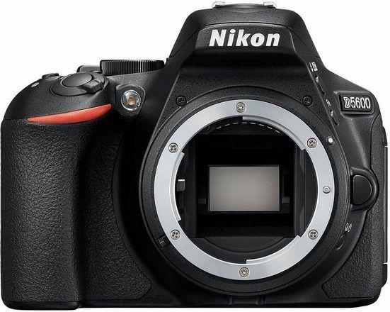 Einsteiger Platz 2: Nikon D5600