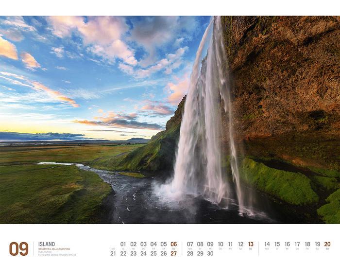 Island 2020 - zwischen Gletschern und Geysiren - September Monat