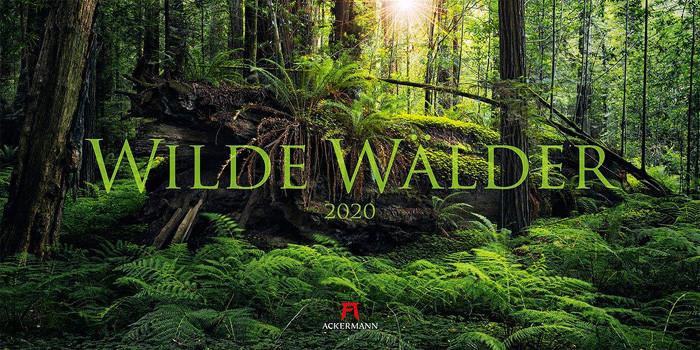 Wilde Wälder 2020 Cover