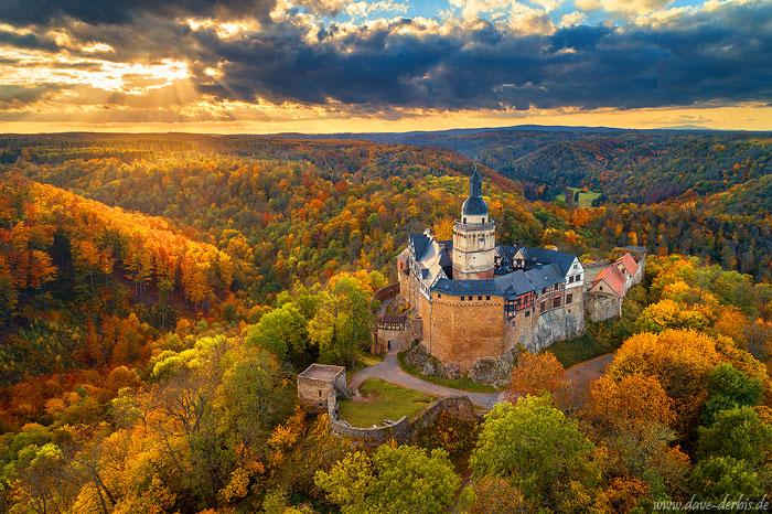 Burg Falkenstein Harz