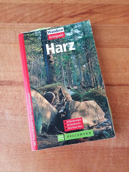 Wanderführer Harz Bruckmann