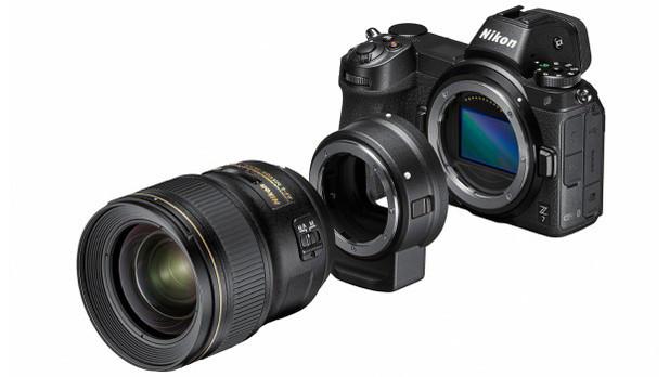 Nikon D850 vs. Nikon Z7 - FTZ-Adapter für F-Objektive am Z-Mount