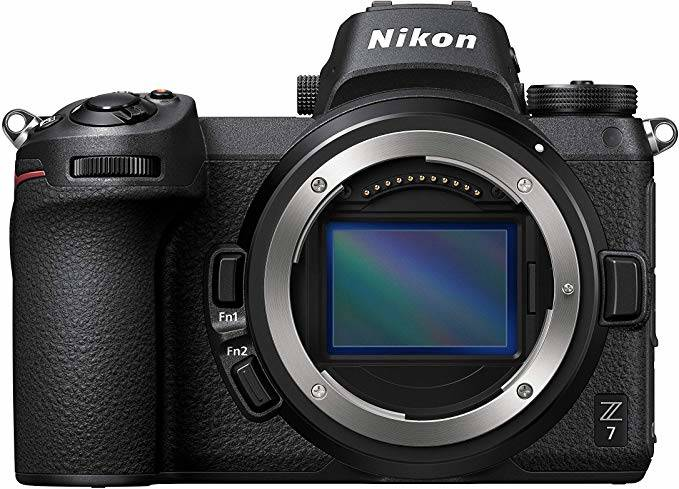 Kamera Gehäuse der DSLM Nikon Z7