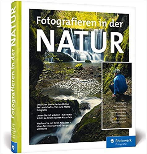 Buch - Fotografieren in der Natur