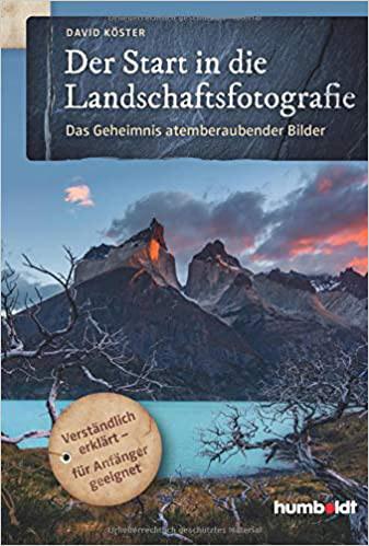 Buch - Start in die Landschaftsfotografie