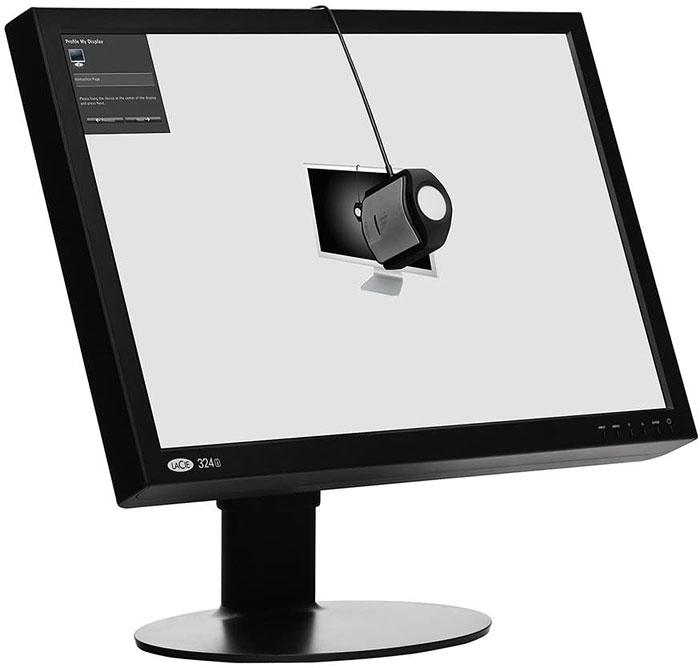 PC für Bildbearbeitung - Monitor