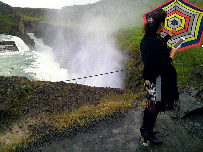 Kleidung in Island