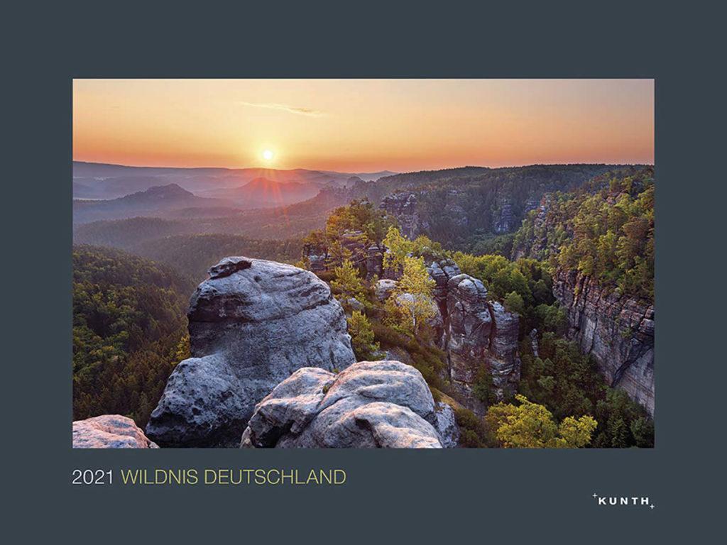 Wildnis Deutschland Kalender 2021