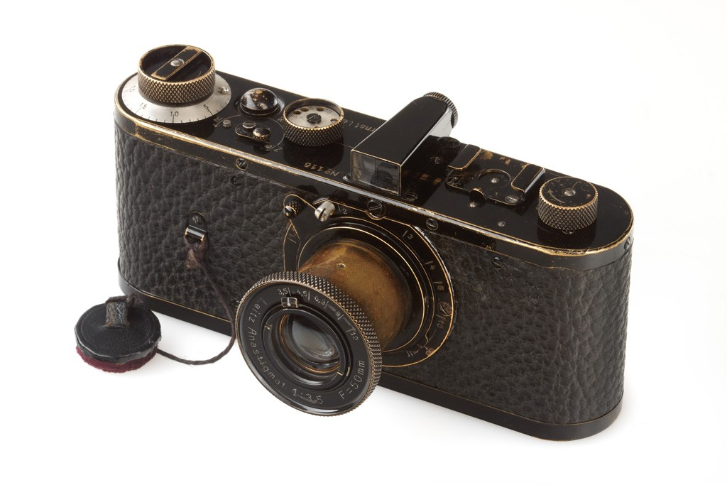 Leica 0 Serie Kamera - teuerste Kamera der Welt