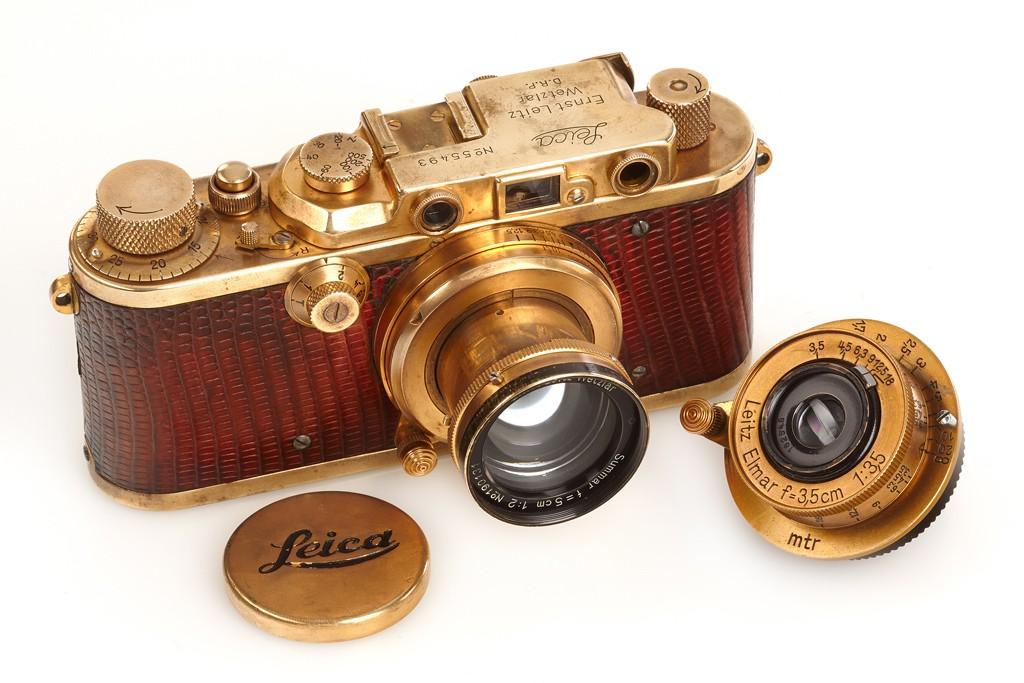 Leica F Luxus Henkell