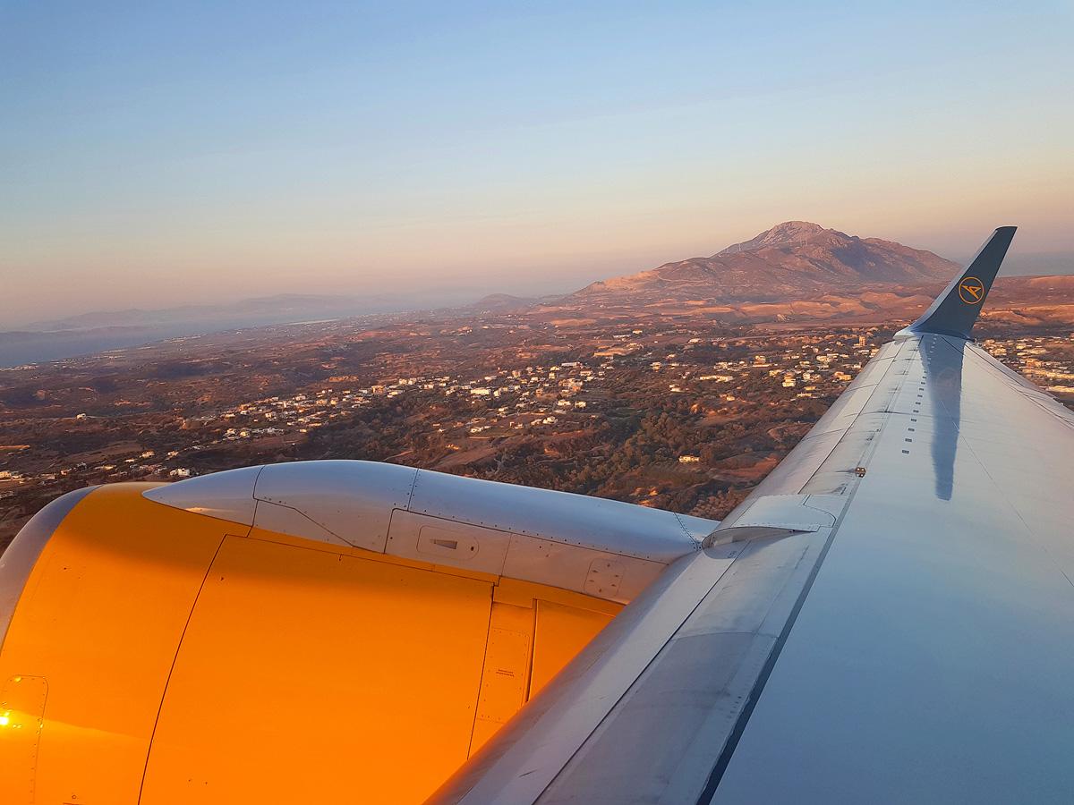 Fotorucksack für Flugreisen