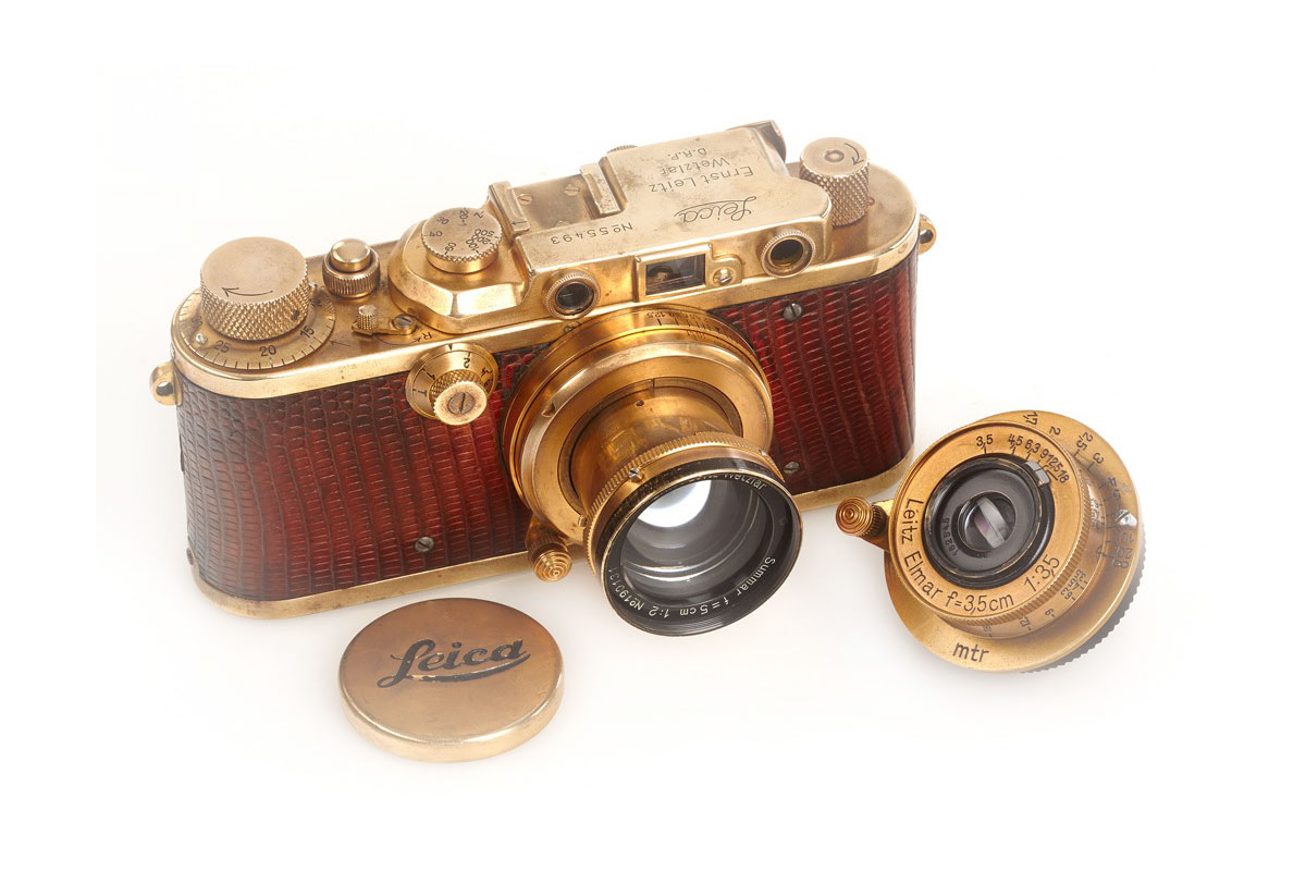 Teuerste Kameras Cover