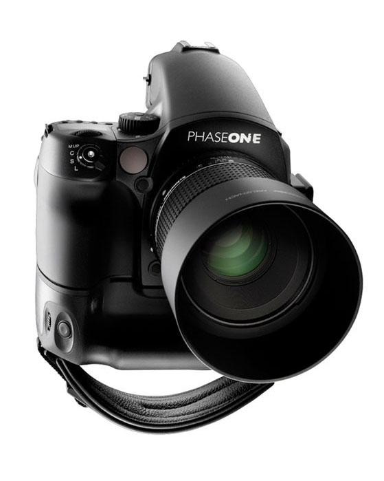 Phase One P65+ Kamera