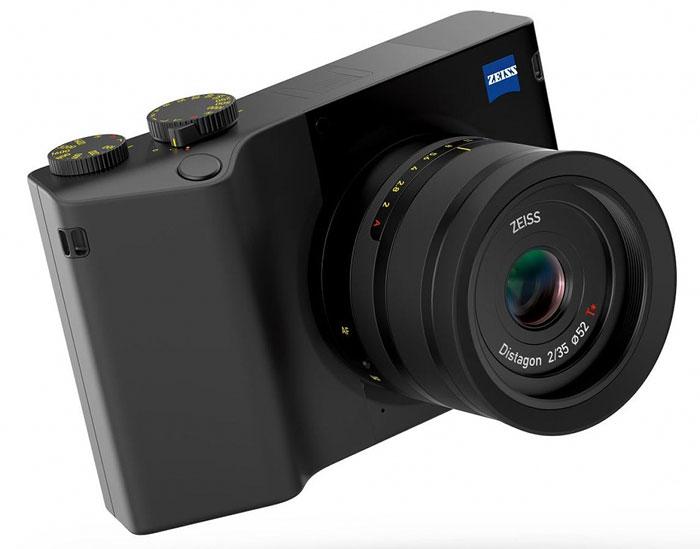 Zeiss ZX1 Kamera