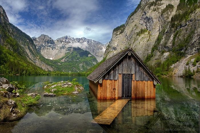 Obersee in Bayern