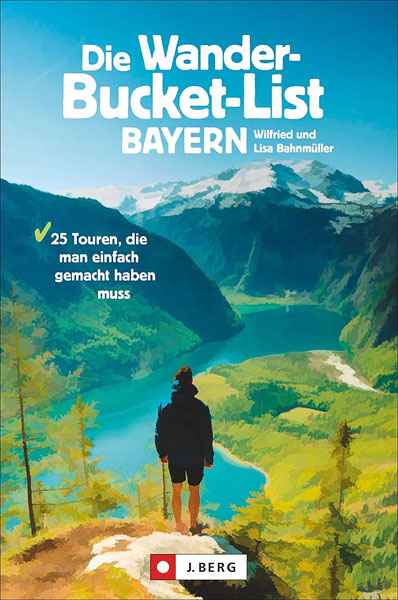 Wanderführer Bayern
