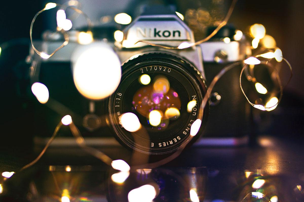 Beste Nikon Kamera Cover